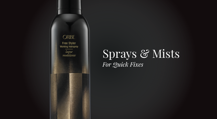 Sprays & Mists